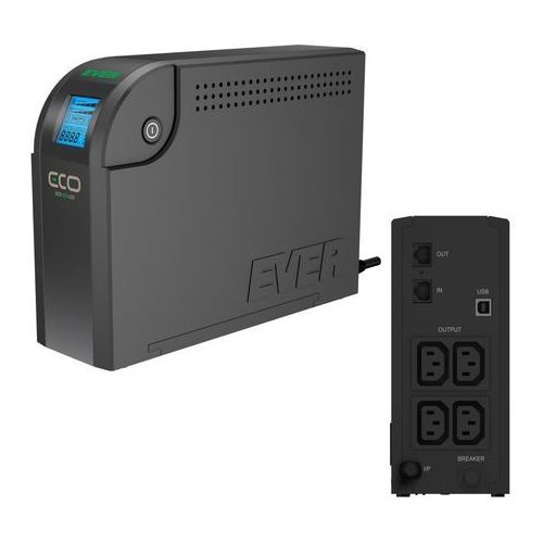 Ups Ever Eco 500 Lcd, T/ELCDTO-000K50/00