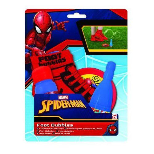 Sambro Bańki mydlane - skarpetka spiderman