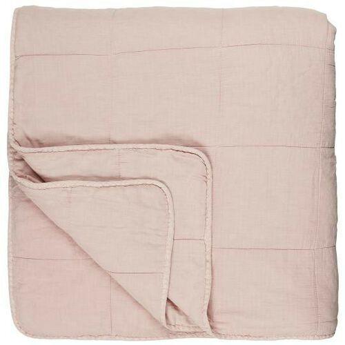 Ib Laursen - Podwójna narzuta na łóżko w kolorze różowym