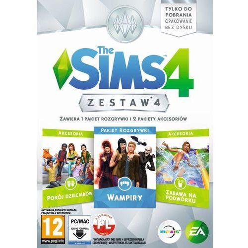OKAZJA - The Sims 4 Zestaw 4 (PC)