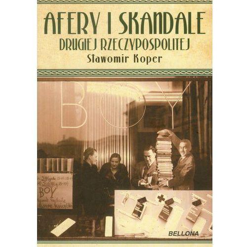 Afery i skandale drugiej Rzeczypospolitej (2011)