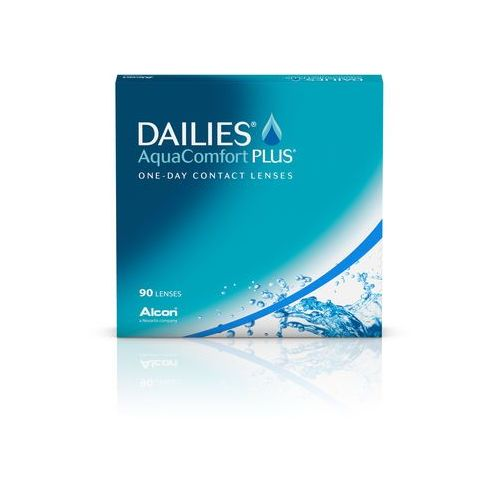 Dailies aquacomfort plus 90szt. marki Alcon