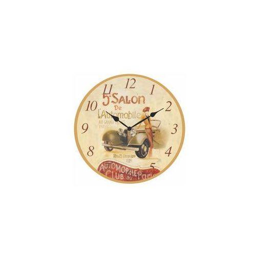 Zegar naścienny mdf #633 marki Atrix