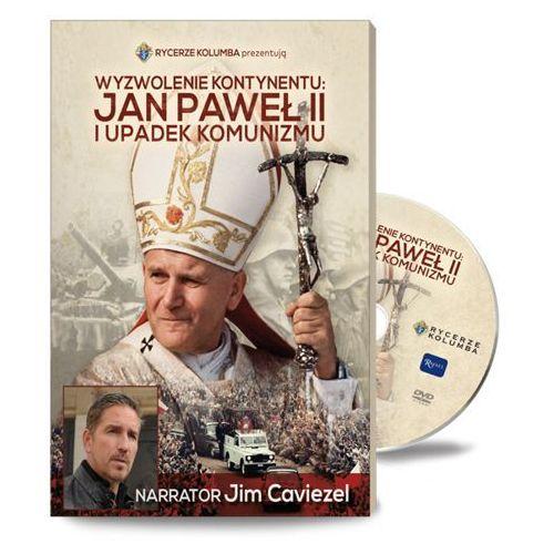 Wyzwolenie kontynentu: jan paweł ii i upadek komunizmu dvd marki Anderson carl