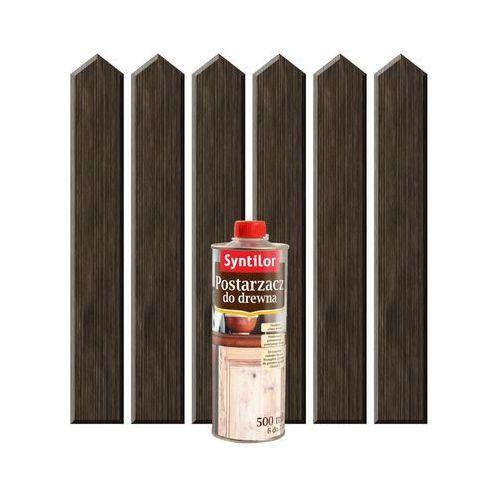 Postarzacz do drewna 0.5 l Wenge SYNTILOR (3239912414125)