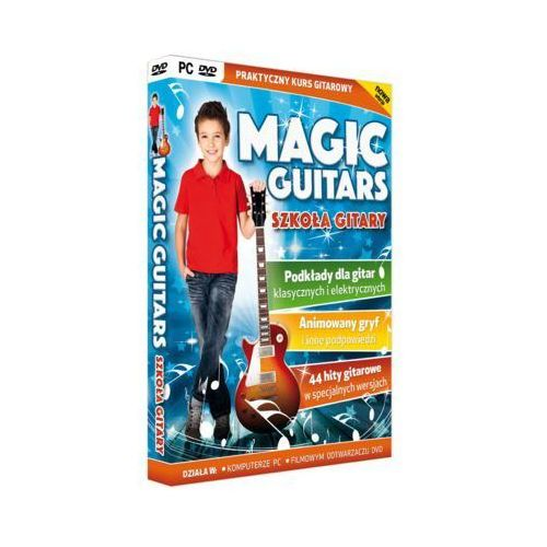 Magic Guitars Szkoła gitary (PC)