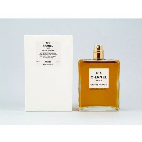 Chanel Tester  no 5 edp 100ml (unbox)