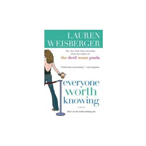 Everyone Worth Knowing. Die Party Queen von Manhattan, englische Ausgabe