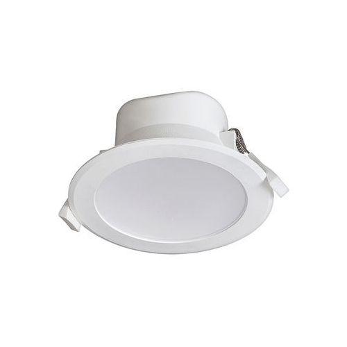 Oczko Rabalux Christopher 5899 lampa sufitowa wpuszczana 1x10W LED biały (5998250358994)