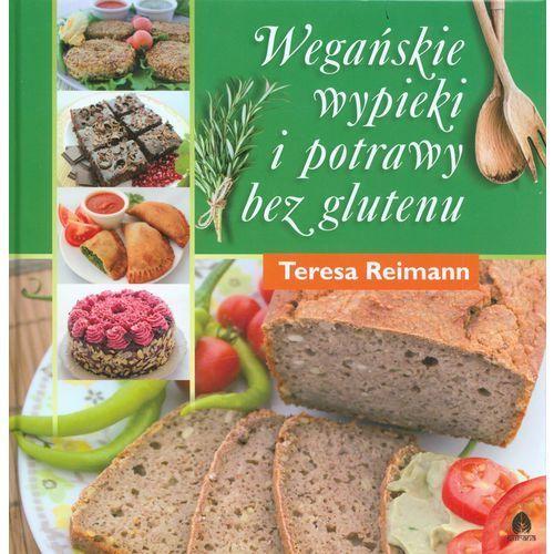 Wegańskie wypieki i potrawy bez glutenu + zakładka do książki GRATIS, Purana