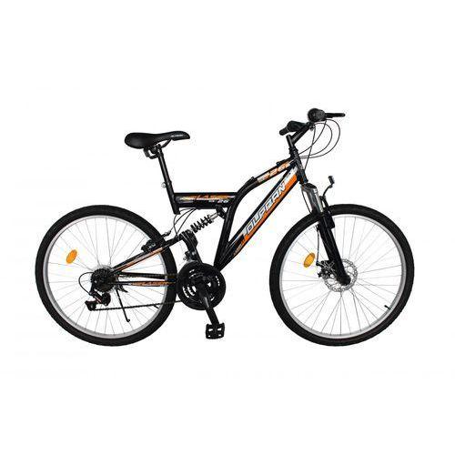 """Olpran Olpran rower górski Laser Disc 26"""" black/orange - BEZPŁATNY ODBIÓR: WROCŁAW!"""