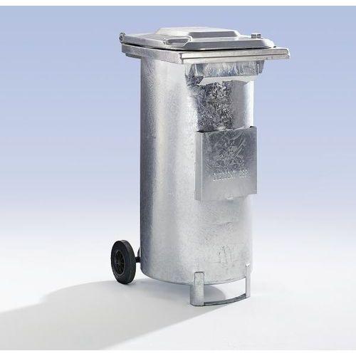 Schaefer group Specjalny pojemnik na odpady zawierające olej, blacha stalowa ocynkowana ogniowo