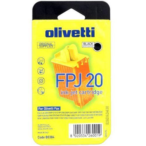 Olivetti tusz Black FPJ20, B0384