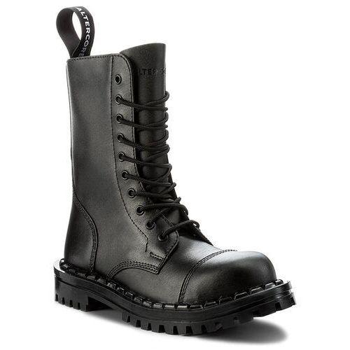 Glany ALTERCORE - 351 Black, kolor czarny