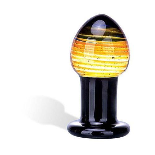 Plug analny szklany -  galileo glass butt plug marki Glas