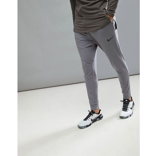 Nike Training Hyper Dry Trousers In Grey 889393-036 - Grey