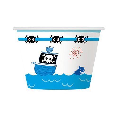 Godan Pucharki kubeczki do lodów ahoj piraci - 6 szt. (5902973101911)