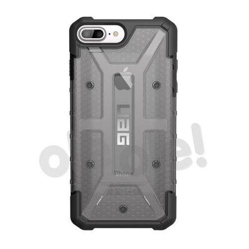 plasma case iphone 6s plus/7 plus (przezroczysty-czarny) - produkt w magazynie - szybka wysyłka! marki Uag