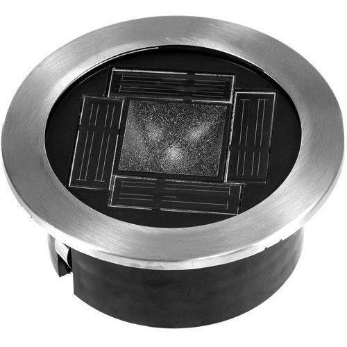 Solaris Lampa solarna led najazdowa do zabudowy czujnik
