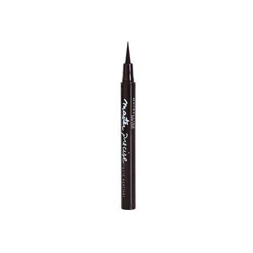 Maybelline  master precise master precise eyeliner odcień 001 forest 1 g