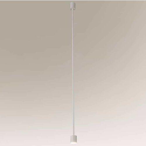 LAMPA wisząca SAKATA 7833 Shilo loftowa OPRAWA metalowa LED 6W 3000K zwis biały