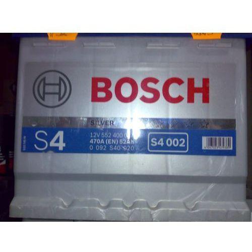 Akumulator 40Ah 330A 12V P+ BOSCH SILVER S4 Wrocław