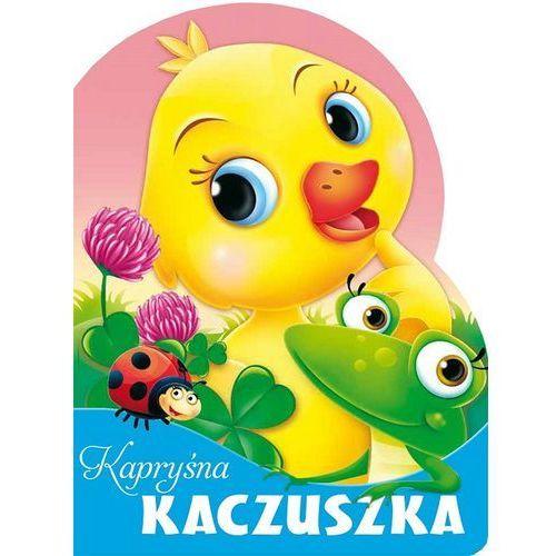 Kapryśna kaczuszka Wykrojnik., Kozłowska Urszula