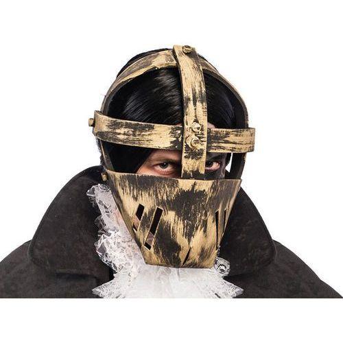 Maska średniowiecznego więźnia - 1 szt.