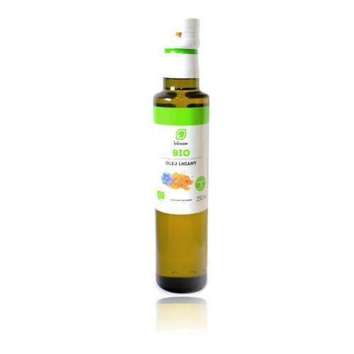Bio olej lniany 250ml marki Intenson europe sp. z o.o.