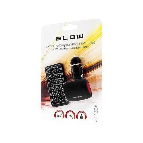 Blow Transmiter fm usb sd/mmc czerwony