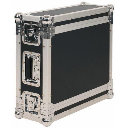 Rockcase RC-24113-B Professional Flight Case Rack 3U, płytki