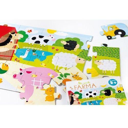 Farma, Ale puzzle. Czu czu -