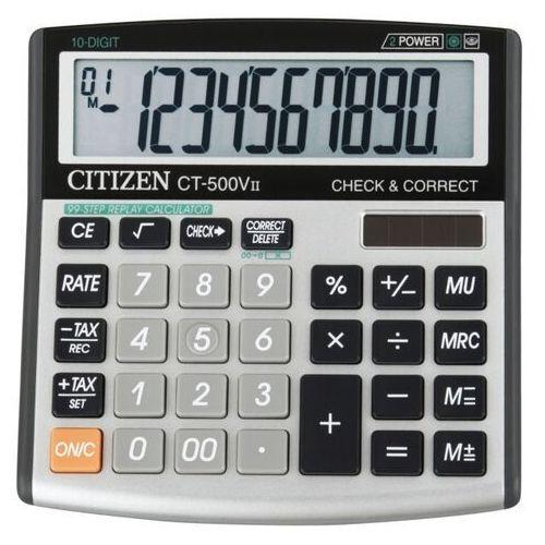 Kalkulator biurowy  ct-500vii wyprodukowany przez Citizen