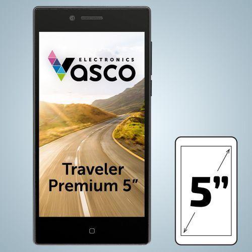 "Vasco traveler premium 5"" marki Compagnia lingua"