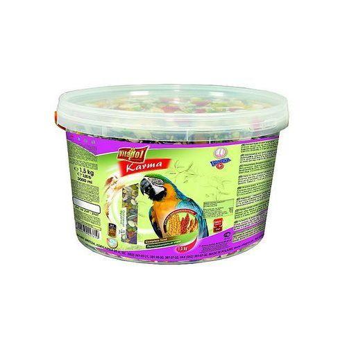 Vitapol Pokarm dla dużej papugi wiaderko 1,5kg 3L [2761] - sprawdź w wybranym sklepie
