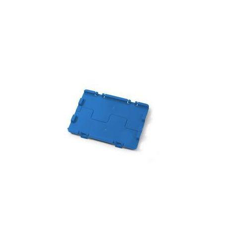 Składana pokrywa z zawiasami,opak. 4 szt., dł. x szer. 400 x 300 mm