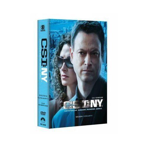 CSI Kryminalne zagadki Nowego Jorku, sezon 4 (DVD) - Imperial CinePix z kategorii Seriale, telenowele, programy TV