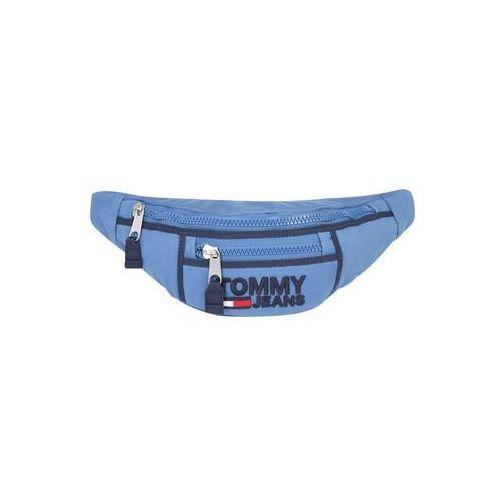 Tommy jeans torba na pasek 'tjm heritage' podpalany niebieski