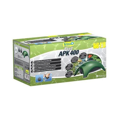Tetra pond apk 400 air pump kit - darmowa dostawa od 95 zł!