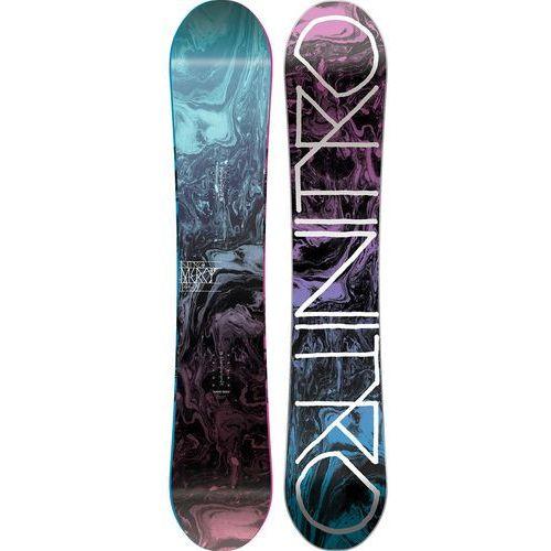 Nitro Potestowa deska snowboardowa mercy 146cm