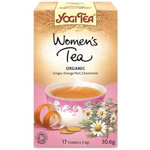 Herbata dla kobiet bio (yogi tea) 17 saszetek po 1,8g od producenta Yogi tea, usa