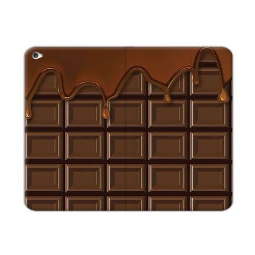 etuo Flex Book Fantastic - Apple iPad Mini 4 - etui na tablet Flex Book Fantastic - tabliczka czekolady, kolor brązowy