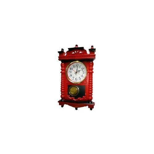 Zegar ozdobny z wahadłem i muzyką marki Atrix