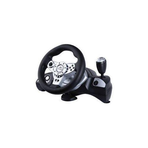 Kierownica Tracer Zonda dla PS/PS2/PS3 (TRAJOY39707) Czarny
