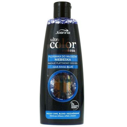 Joanna ultra color system płukanka do włosów niebieska 150ml (5901018014957)