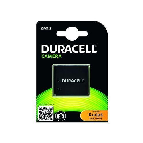 Duracell Akumulator do aparatu 3.7v 700mAh DR9712, 1_262474
