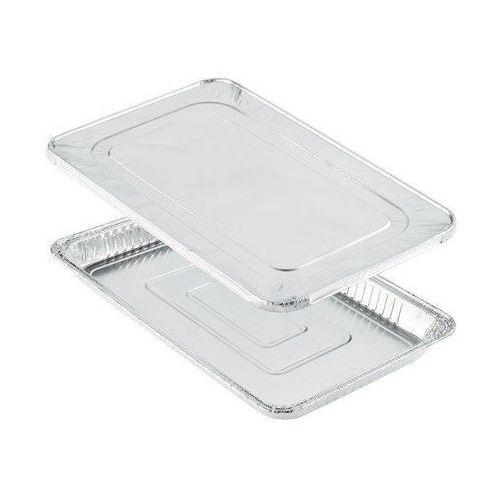 Pudełko z aluminiową przykrywką | 527x326x37 mm | 40szt. marki Duni