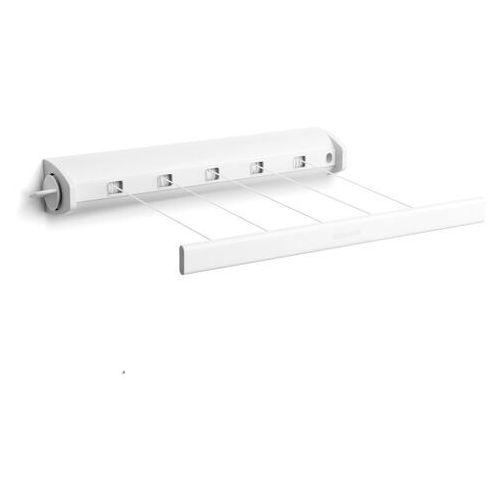 Brabantia Składana suszarka ścienna biała 48 cm