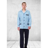 M-max Piżama ambroży 196 rozmiar: xl, kolor: jeans jasny, m-max