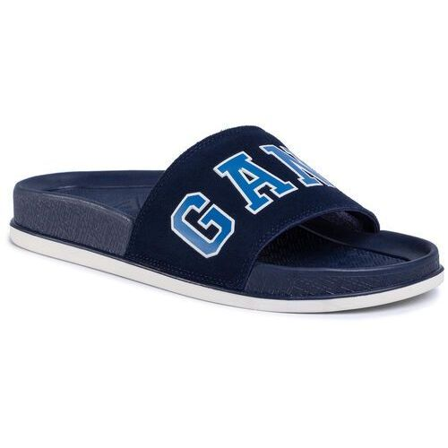 Klapki GANT - Beachrock 20603508 Marine G69, kolor niebieski